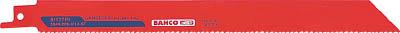 [セーバーソー替刃(鉄・ステンレス用)]【送料無料】スナップオン・ツールズ(株) バーコ セーバーソーブレード 228mm×14山 100枚入 3840-228-14-ST-100P 1PK(100枚入)【470-5084】【北海道・沖縄送料別途】【smtb-KD】