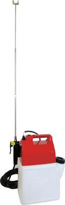 [噴霧器(充電式)]【送料無料】キンボシ(株) GS MS-900A マルチスプレー 電気式10L MS-900A 1台【485-5078】【北海道・沖縄送料別途】【smtb-KD】