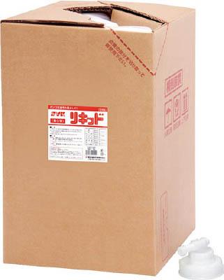 [洗剤]【送料無料】鈴木油脂工業(株) SYK リキッド 18L S-502 1缶【493-5535】
