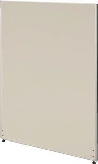 [ローパーテーション]アイリスチトセ(株) アイリスチトセ パーテーション 900×H1600 ホワイト KCPZW-23-9016-W 1枚【471-0291】【代引不可商品】【別途運賃必要なためご連絡いたします。】
