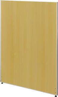 [ローパーテーション]アイリスチトセ(株) アイリスチトセ パーテーション 900×H1600 チーク KCPZW-23-9016-M 1枚【471-0274】【代引不可商品】【別途運賃必要なためご連絡いたします。】