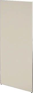[ローパーテーション]アイリスチトセ(株) アイリスチトセ パーテーション 600×H1800 ホワイト KCPZW-31-6018-W 1枚【471-0355】【代引不可商品】【別途運賃必要なためご連絡いたします。】
