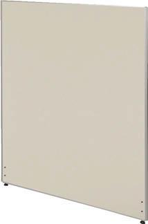 [ローパーテーション]アイリスチトセ(株) アイリスチトセ パーテーション 1200×H1800 ホワイト KCPZW-33-1218-W 1枚【471-0410】【代引不可商品】【別途運賃必要なためご連絡いたします。】