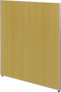 [ローパーテーション]アイリスチトセ(株) アイリスチトセ パーテーション 1200×H1800 チーク KCPZW-33-1218-M 1枚【471-0398】【代引不可商品】【別途運賃必要なためご連絡いたします。】