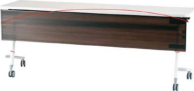 [会議テーブル用幕板]アイリスチトセ(株) アイリスチトセ フライングテーブル 1500用幕板 CFV15 1枚【471-0011】【代引不可商品】【別途運賃必要なためご連絡いたします。】