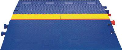 [ケーブルカバー]【送料無料】CHECKERS社 CHECKERS ランプ ラインバッカー ケーブルプロテクタ 重量型電線3本用 CPRP-3 1本(2個入)【490-8929】