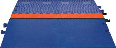 [ケーブルカバー]【送料無料】CHECKERS社 CHECKERS ランプラインバッカーケーブルプロテクタ重量型電線3本 CPRPGD3 1本(2個入)【486-5880】
