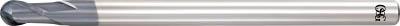 [超硬ボールエンドミル]【送料無料】オーエスジー(株) OSG ダブルエクセルシリーズ WXL-EBD-R10X38 1本【633-7465】【北海道・沖縄送料別途】【smtb-KD】