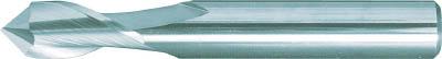 [センタードリル(片刃タイプ)]マパール(株) マパール Opti-Mill-Chamfer(SCM350) 2枚刃ドリルミル SCM350-1200Z02R-HA-HU211 1本【487-0492】