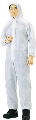 [保護服]【送料無料】トラスコ中山(株) TRUSCO 不織布使い捨て保護服3L(40入) TPC-3L-40 1袋(40着入)【488-0153】【北海道・沖縄送料別途】【smtb-KD】