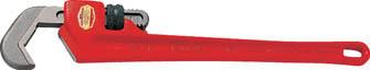 [パイプレンチ(スチール製)]【送料無料】Ridge Tool Compan RIDGE ヘックスレンチ 25 31280 1丁【北海道・沖縄送料別途】【smtb-KD】【495-0623】