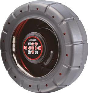 [工業用内視鏡用オプション]【送料無料】Ridge Tool Compan RIDGE シースネイクマイクロリールL100Cドラムのみ 35243 1台【北海道・沖縄送料別途】【smtb-KD】【495-0801】