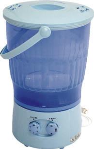 [洗濯機](株)アルミス アルミス マルチ洗浄機 AK-M60 1台【759-0229】