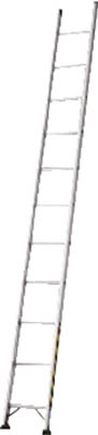 [1連はしご]長谷川工業(株) ハセガワ アルミ1連はしご プロ用 LA1型 5.18m LA1-52 1台【代引不可商品】【別途運賃必要なためご連絡いたします。】 【759-9587】