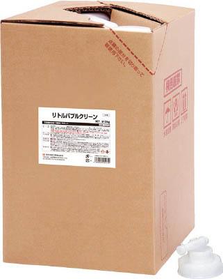 [洗剤]【送料無料】鈴木油脂工業(株) SYK リトルバブルクリーン20kg S-2773 1缶【北海道・沖縄送料別途】【smtb-KD】【760-6427】