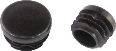 トラスコ中山 株 金物 建築資材 金属素材 上等 パイプ用キャップ TRUSCO 1PK 10個入 28mm 正規店 丸パイプインサート 765-5720 TPI-28-10 10個