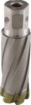 [磁気ボール盤カッター]工機ホールディングス(株) HiKOKI スチールコア 27mm T35 0033-2861 1本【767-7952】