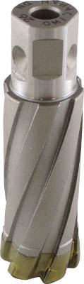[磁気ボール盤カッター]工機ホールディングス(株) HiKOKI スチールコア 26.5mm T50 0033-2875 1本【767-8096】
