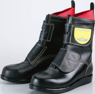 [作業靴]【送料無料】(株)ノサックス ノサックス HSKマジック 27.0CM HSK-M-270 1足(1足)【北海道・沖縄送料別途】【smtb-KD】【771-3649】