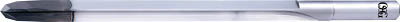 [超硬コーティングドリル(航空機用)]【送料無料】オーエスジー(株) OSG CFRP用ダイヤコート超硬トリプルアングルドリル D-STAD-.2510 1本【北海道・沖縄送料別途】【smtb-KD】【636-3199】