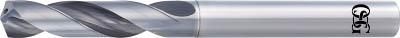 [超硬コーティングドリル]オーエスジー(株) OSG ステンレス・チタン合金用ドリル(内部給油タイプ) WDO-SUS-3D-6.2 1本【636-5850】