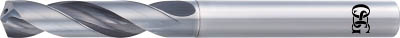 [超硬コーティングドリル]オーエスジー(株) OSG ステンレス・チタン合金用ドリル(内部給油タイプ) WDO-SUS-3D-7.2 1本【636-5965】
