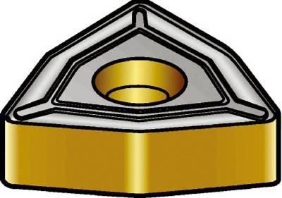 [ターニングチップ]【送料無料】サンドビック(株) サンドビック T-Max 旋削用ネガ・チップ 2025 COAT TNMX 15 09-2 5個【579-7543】【代引不可商品】【北海道・沖縄送料別途】【smtb-KD】