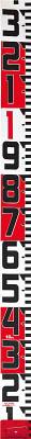 [ロッド]【送料無料】(株)TJMデザイン タジマ シムロンロッド-100 長さ20m 1mアカシロ仕様 紙箱 SYR-20EK 1個【813-4657】【代引不可商品】【北海道・沖縄送料別途】【smtb-KD】