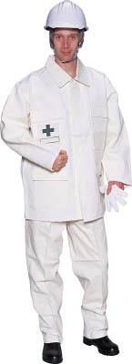 [耐熱保護具]日本エンコン(株) ENCON プロバン作業服 上衣 5160-A-2L 1着【819-2897】