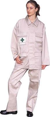 [耐熱保護具]日本エンコン(株) ENCON プロバン作業服 上衣 5160-B-3L 1着【819-2902】