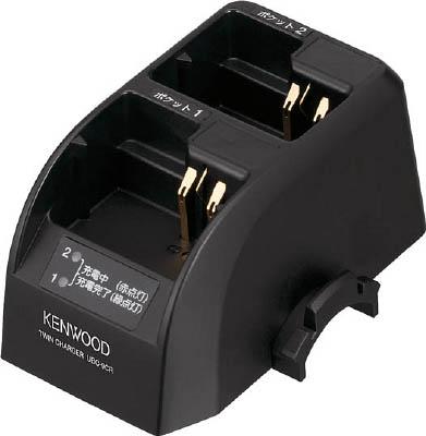 [特定小電力トランシーバー](株)JVCケンウッド ケンウッド ツイン充電台 UBC-9CR 1個