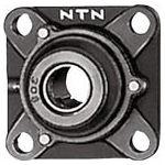 [ベアリングユニット(フランジ形)]NTN(株) NTN G ベアリングユニット UCFS310D1 1個【819-7102】
