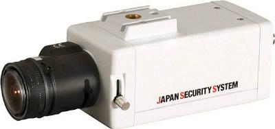 [防犯用カメラ](株)日本防犯システム 日本防犯システム AHD対応2.2メガピクセル屋内ボックスカメラ(レンズ・ブラケ JS-CA1012 1台【824-5467】【代引不可商品】【別途運賃必要なためご連絡いたします。】