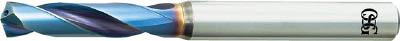 [超硬コーティングドリル]【送料無料】オーエスジー(株) OSG 超硬油穴付きADOドリル3Dタイプ ADO-3D-13.2 1本【826-5071】【代引不可商品】【北海道・沖縄送料別途】【smtb-KD】