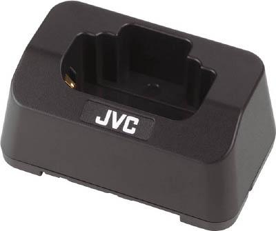 [ワイヤレスシステム](株)JVCケンウッド ケンウッド 充電台 WD-C100CR 1個【778-3141】