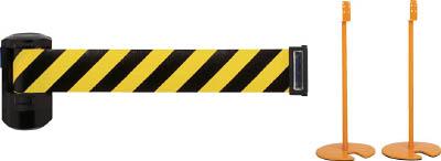 [バリヤテープ]【送料無料】中発販売(株) Reelex 自動巻きバリアリールLong スタンドタイプ BRS-606AST 1S【778-3418】【代引不可商品】【北海道・沖縄送料別途】【smtb-KD】