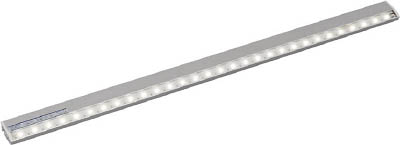【廃番】[装置照明]アイリスオーヤマ(株) IRIS LED薄型棚下照明 KS75K50S 1台【783-6317】
