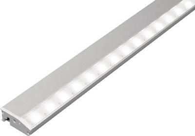 【廃番】[装置照明]アイリスオーヤマ(株) IRIS LED薄型棚下照明 KS75K57S 1台【783-6325】