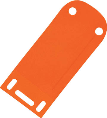 [ラベルホルダー]【送料無料】パンドウイットコーポレーション パンドウイット ラベルホルダー オレンジ SLCT-OR 1袋【785-2193】【代引不可商品】【北海道・沖縄送料別途】【smtb-KD】