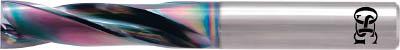 [超硬コーティングドリル]オーエスジー(株) OSG 超硬フラットドリル ADF-2D ADF-2D-11.5 1本【787-2895】