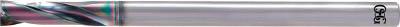 [超硬コーティングドリル]オーエスジー(株) OSG 超硬ロングシャンクフラットドリル ADFLS-2D ADFLS-2D-7.8 1本【787-7455】