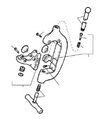[パイプカッター用パーツ]【送料無料】Ridge Tool Compan RIDGE C-508-X ハウジング F/44-S 33345 1個【788-2394】【代引不可商品】【北海道・沖縄送料別途】【smtb-KD】
