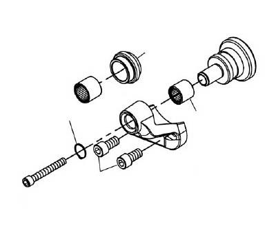 [パイプ溝加工機用パーツ]【送料無料】Ridge Tool Compan RIDGE 100-150A グルーブロールセット 93887 1S【788-4087】【代引不可商品】【北海道・沖縄送料別途】【smtb-KD】