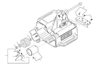 [電動面取機用パーツ]【送料無料】Ridge Tool Compan RIDGE リーマー ガード F/122J 94747 1個【788-4141】【代引不可商品】【北海道・沖縄送料別途】【smtb-KD】