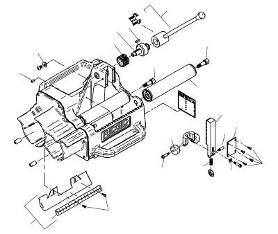 [電動面取機用パーツ]【送料無料】Ridge Tool Compan RIDGE アーバー F/122J 94937 1個【788-4311】【代引不可商品】【北海道・沖縄送料別途】【smtb-KD】