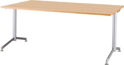 [会議用テーブル]アイリスチトセ(株) アイリスチトセ リフレッシュテーブル フーク T字脚 1200×750ナチュラル CFKTT1275G-NA 1台【790-2212】【代引不可商品】【別途運賃必要なためご連絡いたします。】
