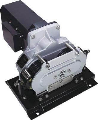[ウインチ(電動式)]マックスプル工業(株) マックスプル 往復牽引エンドレス式電動ウインチ EME-1300 1台【794-5001】【代引不可商品】【別途運賃必要なためご連絡いたします。】