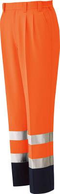 [作業服]ミドリ安全(株) ミドリ安全 高視認 イージーフレックスパンツ オレンジ L VE 325-SITA-L 1着【794-9618】