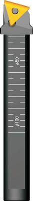 [面取りカッター]富士元工業(株) 富士元 バイテンダー アーム BTC3016T 1本【796-3424】