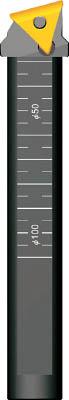 [面取りカッター]富士元工業(株) 富士元 バイテンダー アーム BTC6016T 1本【796-3441】